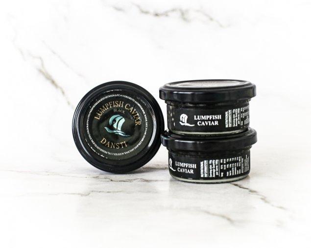 Black Lumpfish Caviar 50g