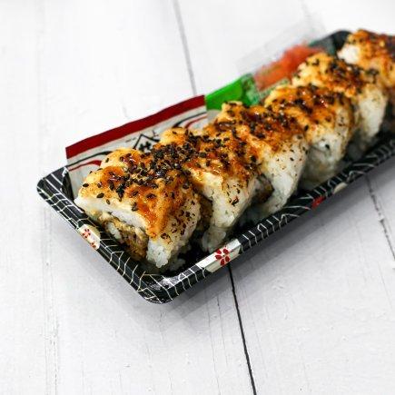 Sushi - Soft Shell Crab Roll (6pcs)
