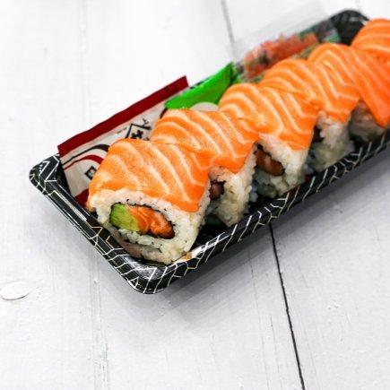 Sushi - Salmon Roll (6pcs)