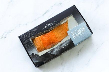 Petuna Hot Smoked Salmon (150g)