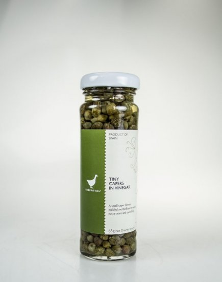 G - Tiny Capers in Brine 65g