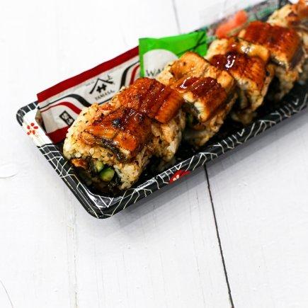 Sushi - Unagi Roll (6pcs)