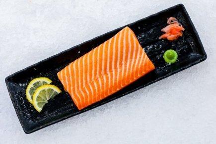 Sashimi - Ora King Salmon 250g