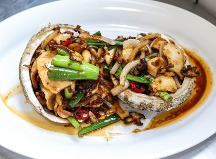 Cooked Live Abalone (2 pcs in one serve - 280g each)
