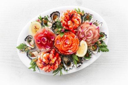Platter - Blossoms